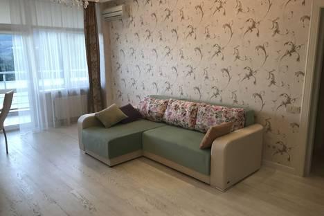 Сдается 2-комнатная квартира посуточно в Гурзуфе, Ялтинская, 16.