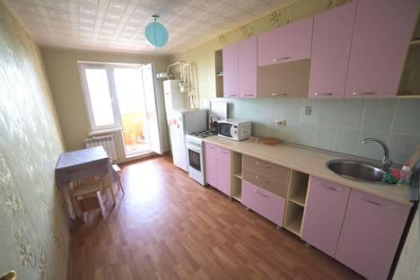 Сдается 1-комнатная квартира посуточнов Чебоксарах, ул.Радужная 13.