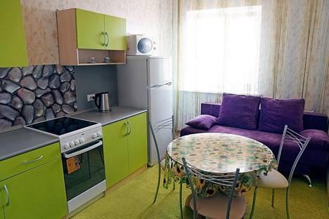 Сдается 1-комнатная квартира посуточнов Воронеже, ул. Революции 1905 года, 80В.