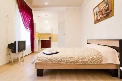 Сдается 1-комнатная квартира посуточно в Одессе, Пер. Покровский, 8.