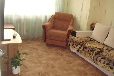 Сдается 1-комнатная квартира посуточно в Сочи, ул. Победы, д. 67.