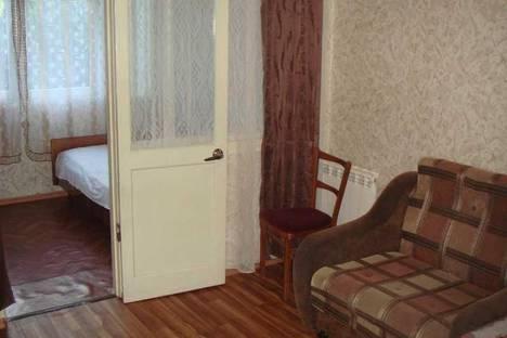 Сдается 1-комнатная квартира посуточнов Сочи, Партизанская ул., 4.