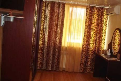 Сдается 1-комнатная квартира посуточнов Сочи, Партизанская ул., 62А.