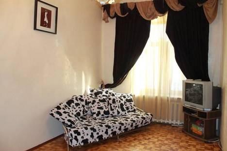 Сдается 1-комнатная квартира посуточно в Одессе, Дерибасовская, 10.