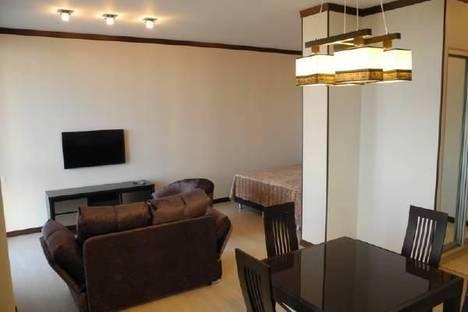Сдается 1-комнатная квартира посуточно в Одессе, Отрадная, 13.