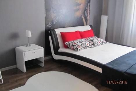 Сдается 1-комнатная квартира посуточно в Воронеже, ул. Ворошилова, 1 г.