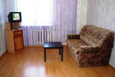 Сдается 2-комнатная квартира посуточнов Лесосибирске, Белинского 23.