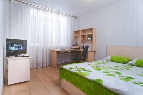 Сдается 2-комнатная квартира посуточно, ул. Пушкина, 43.