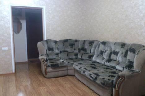 Сдается 2-комнатная квартира посуточно во Владикавказе, ул. Владикавказская, 69.
