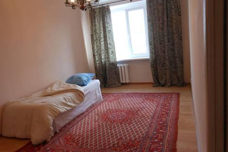 Сдается 2-комнатная квартира посуточнов Санкт-Петербурге, Витебский проспект, 67.