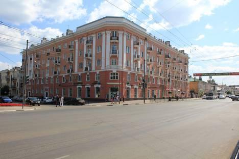 Сдается 1-комнатная квартира посуточнов Тамбове, Советская, 85.