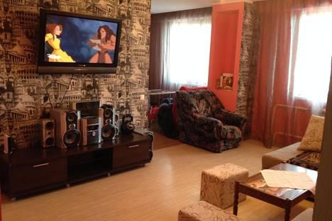 Сдается 3-комнатная квартира посуточно в Кемерове, Ленингадский,22.