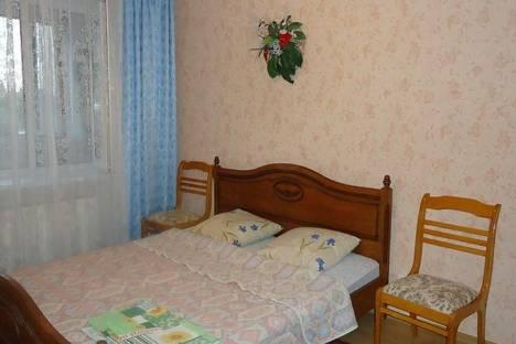 Сдается 2-комнатная квартира посуточно в Саки, Советская 2.