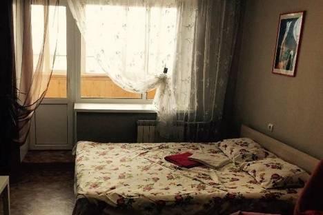 Сдается 1-комнатная квартира посуточнов Чебоксарах, Пр. 9 пятилетки 16 корпус 1.
