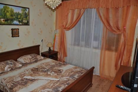 Сдается 2-комнатная квартира посуточно в Партените, ул Фрунзенское шоссе дом 7.