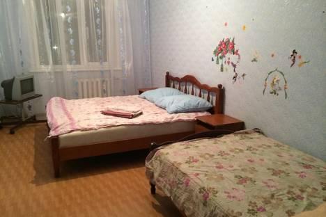 Сдается 3-комнатная квартира посуточнов Ульяновске, Врача Сурова просп., д. 35.