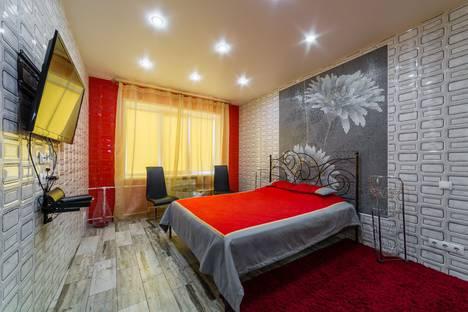 Сдается 2-комнатная квартира посуточно в Ярославле, ул. Угличская, 11.