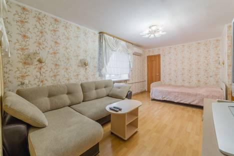 Сдается 1-комнатная квартира посуточнов Ярославле, пр-т Ленина, д. 36а.