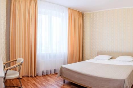 Сдается 2-комнатная квартира посуточнов Тюмени, ул. 50 лет ВЛКСМ, 13к3.