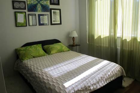Сдается 1-комнатная квартира посуточнов Санкт-Петербурге, ул.Николая Рубцова,12.