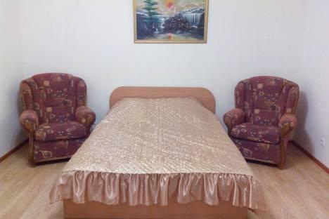 Сдается 1-комнатная квартира посуточно в Среднеуральске, Набережная, д. 1В.