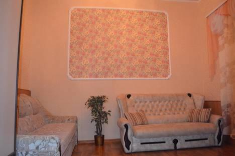 Сдается 2-комнатная квартира посуточнов Коктебеле, ул. Куйбышева, 48.