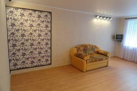 Сдается 1-комнатная квартира посуточнов Уфе, проспект Октября, 103,.