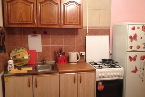 Сдается 1-комнатная квартира посуточно в Коломне, ул. Добролюбова,15.
