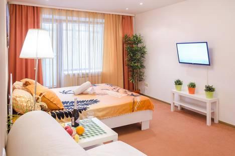 Сдается 1-комнатная квартира посуточно в Томске, Пирогова 7.