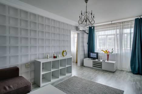 Сдается 3-комнатная квартира посуточнов Ростове-на-Дону, ул. Пушкинская, 199.