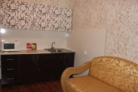 Сдается 1-комнатная квартира посуточно в Адлере, Цветочная 44/3.