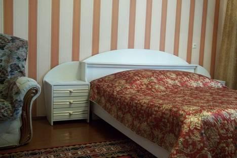 Сдается 1-комнатная квартира посуточно в Кургане, ул.Климова, 56.
