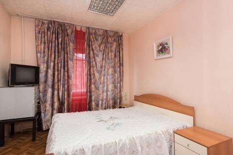 Сдается 1-комнатная квартира посуточнов Екатеринбурге, пер.Красный,15.