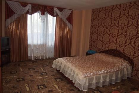 Сдается 1-комнатная квартира посуточнов Воронеже, бульвар Победы, 50в.