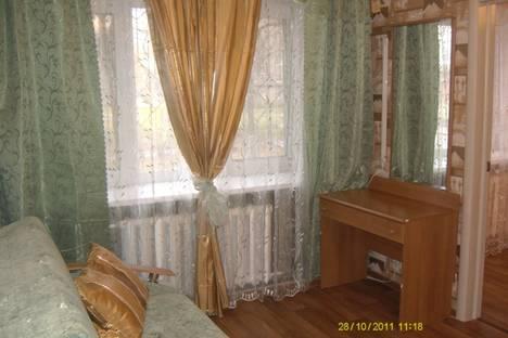 Сдается 2-комнатная квартира посуточно в Ярославле, ул. Нефтяников д.12.