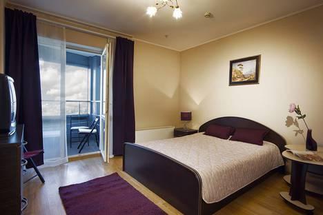 Сдается 2-комнатная квартира посуточно в Перми, Бульвар Гагарина, 65а, этаж 14.
