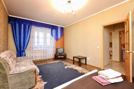 Сдается 1-комнатная квартира посуточнов Омске, Герцена 232/1.