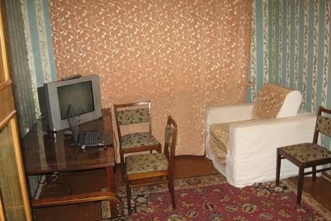 Сдается 1-комнатная квартира посуточно, Новое Плато 19.