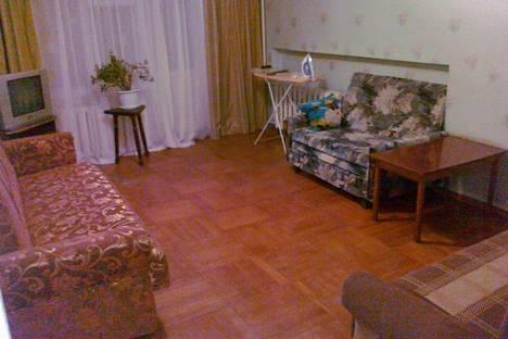 Сдается 1-комнатная квартира посуточнов Воронеже, ул. Новосибирская 43a.