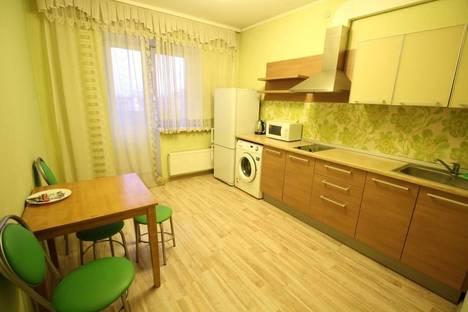 Сдается 1-комнатная квартира посуточнов Иркутске, ул Александра Невского 15.