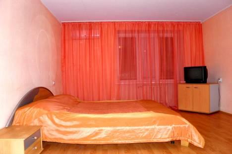 Сдается 1-комнатная квартира посуточнов Тюмени, Циолковского 13..