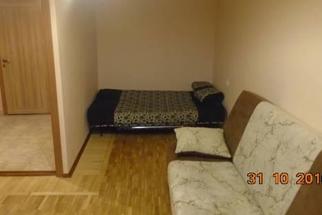 Сдается 1-комнатная квартира посуточнов Санкт-Петербурге, Новочеркасский пр., 12.