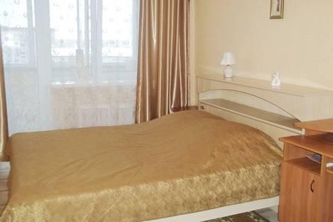 Сдается 1-комнатная квартира посуточно в Кургане, ул. Югова, д.5.