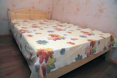 Сдается 1-комнатная квартира посуточнов Воронеже, ул. Кольцовская, 31.