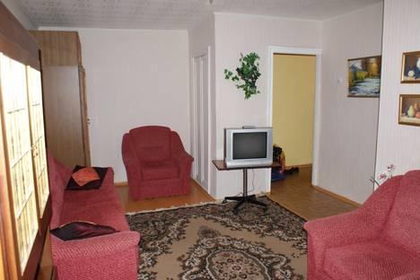 Сдается 1-комнатная квартира посуточнов Великом Новгороде, проспект Карла маркса 6.