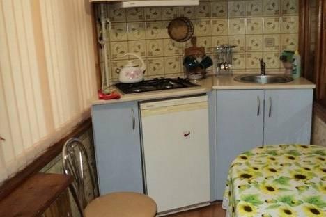 Сдается 2-комнатная квартира посуточно, Партизанская 4.