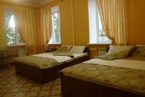 Сдается 1-комнатная квартира посуточнов Минусинске, Кравченко 16.