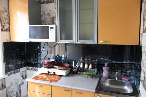 Сдается 1-комнатная квартира посуточнов Новокузнецке, Циолковского,55.
