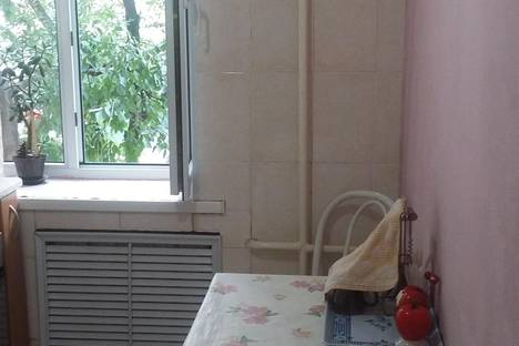 Сдается 1-комнатная квартира посуточно в Алматы, Жарокова 195.