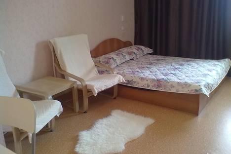 Сдается 2-комнатная квартира посуточно в Челябинске, Свердловский проспект, 8в.